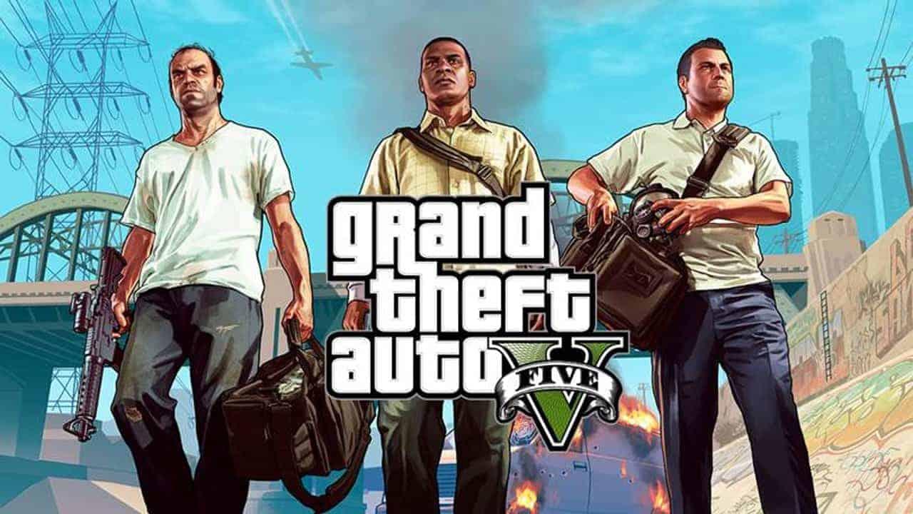 Grand Theft Auto V Kostenlos herunterladen PC