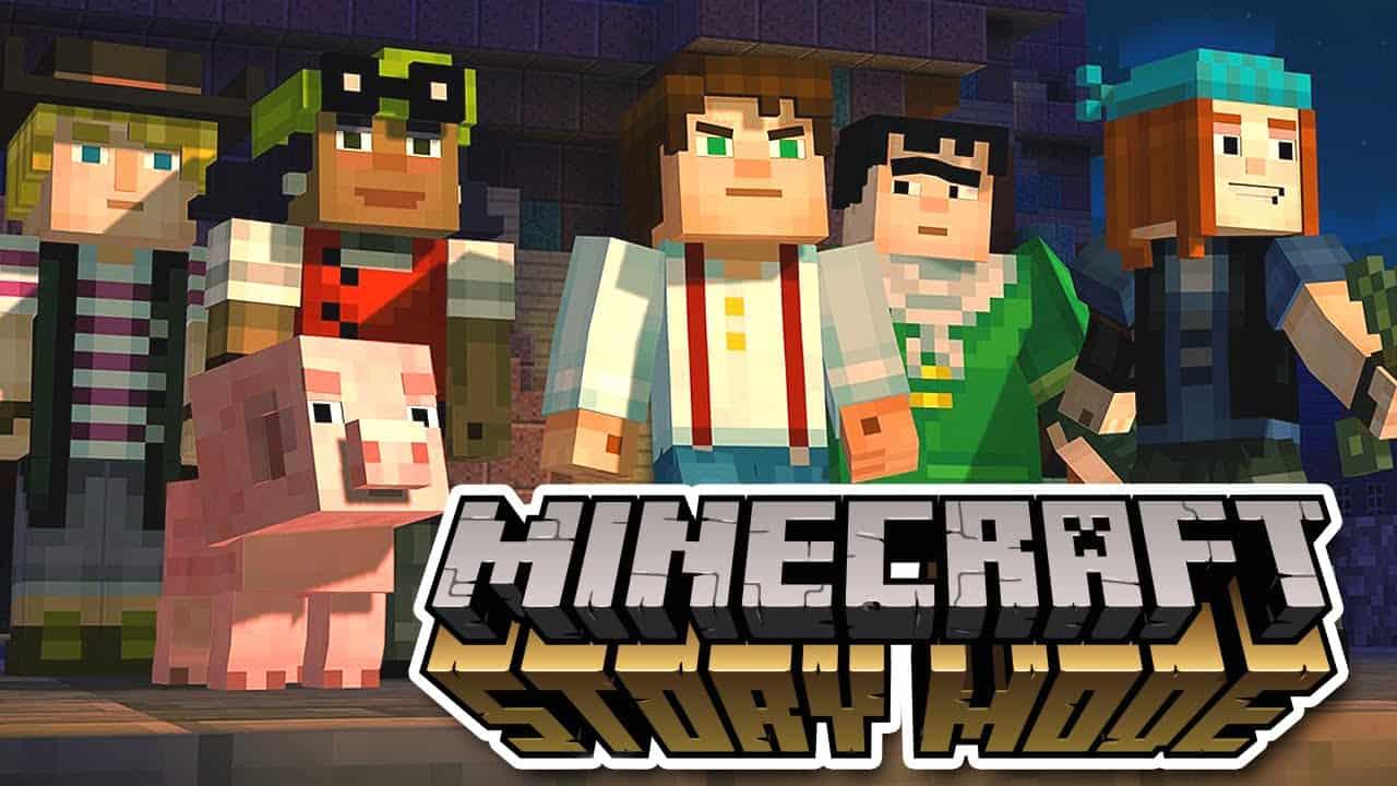Minecraft Story Mode kostenlos herunterladen