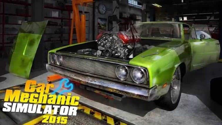Car Mechanic Simulator 2015 Herunterladen