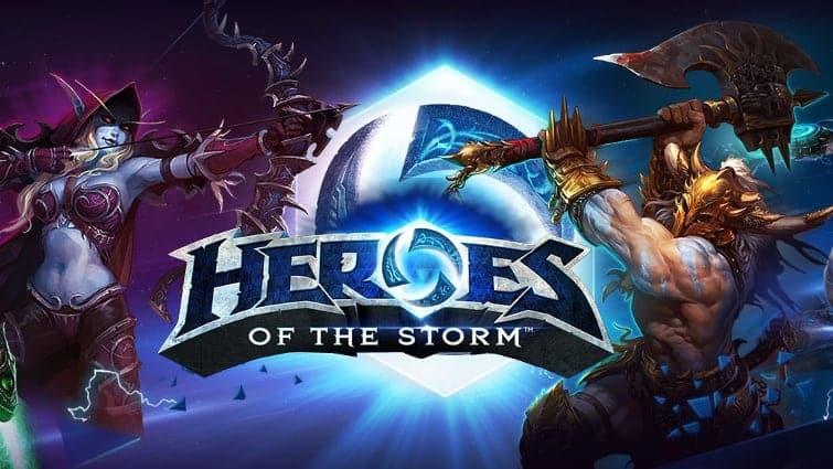 Heroes of the Storm kostenlos herunterladen