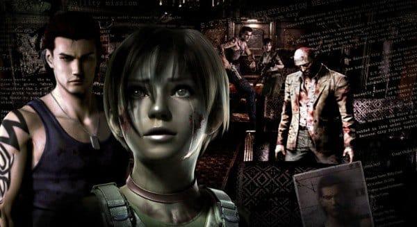 Resident Evil Zero HD Kostenlos Herunterladen