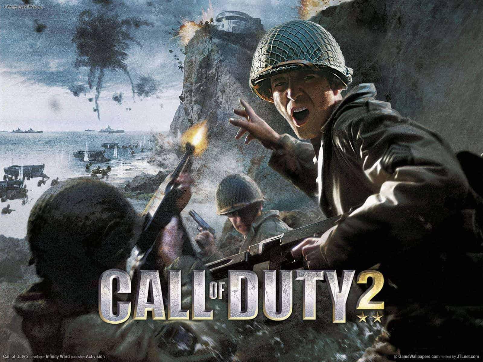 Call of Duty 2 spiele herunterladen frei PC