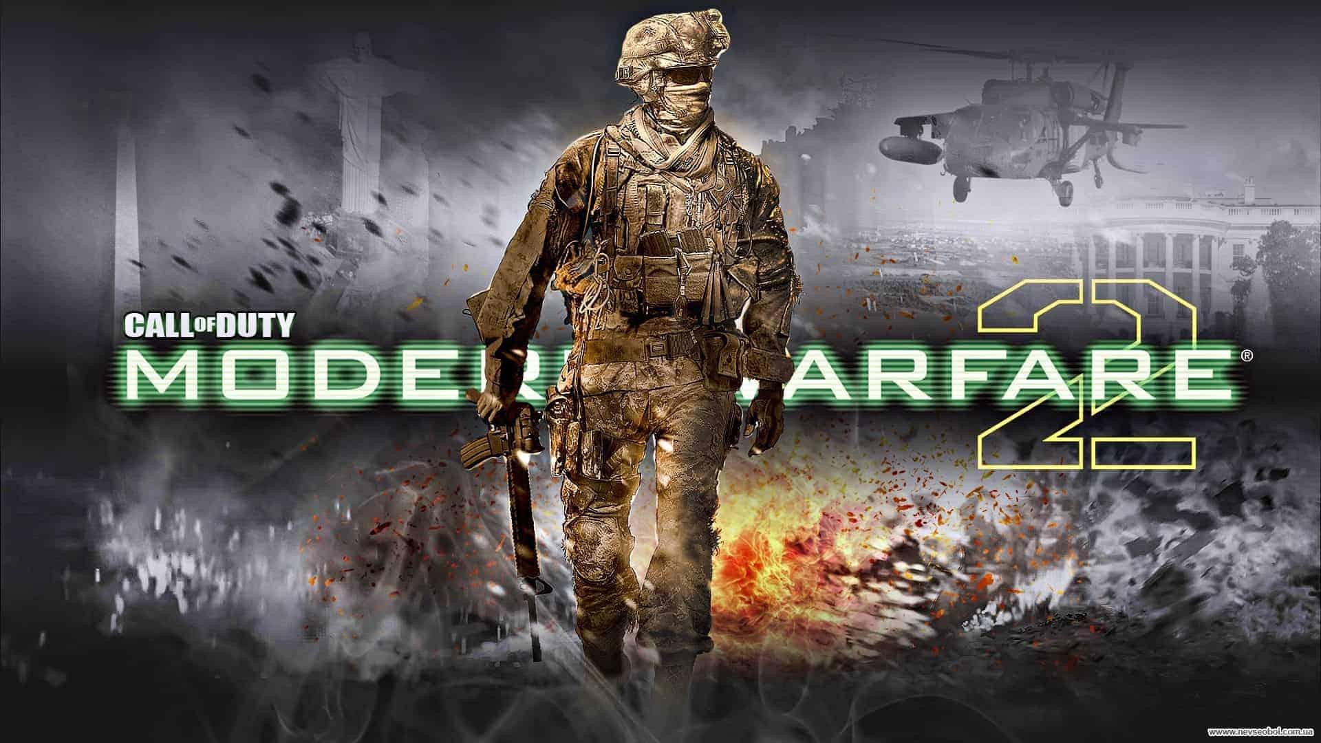Call of Duty Modern Warfare 2 spiele herunterladen frei PC