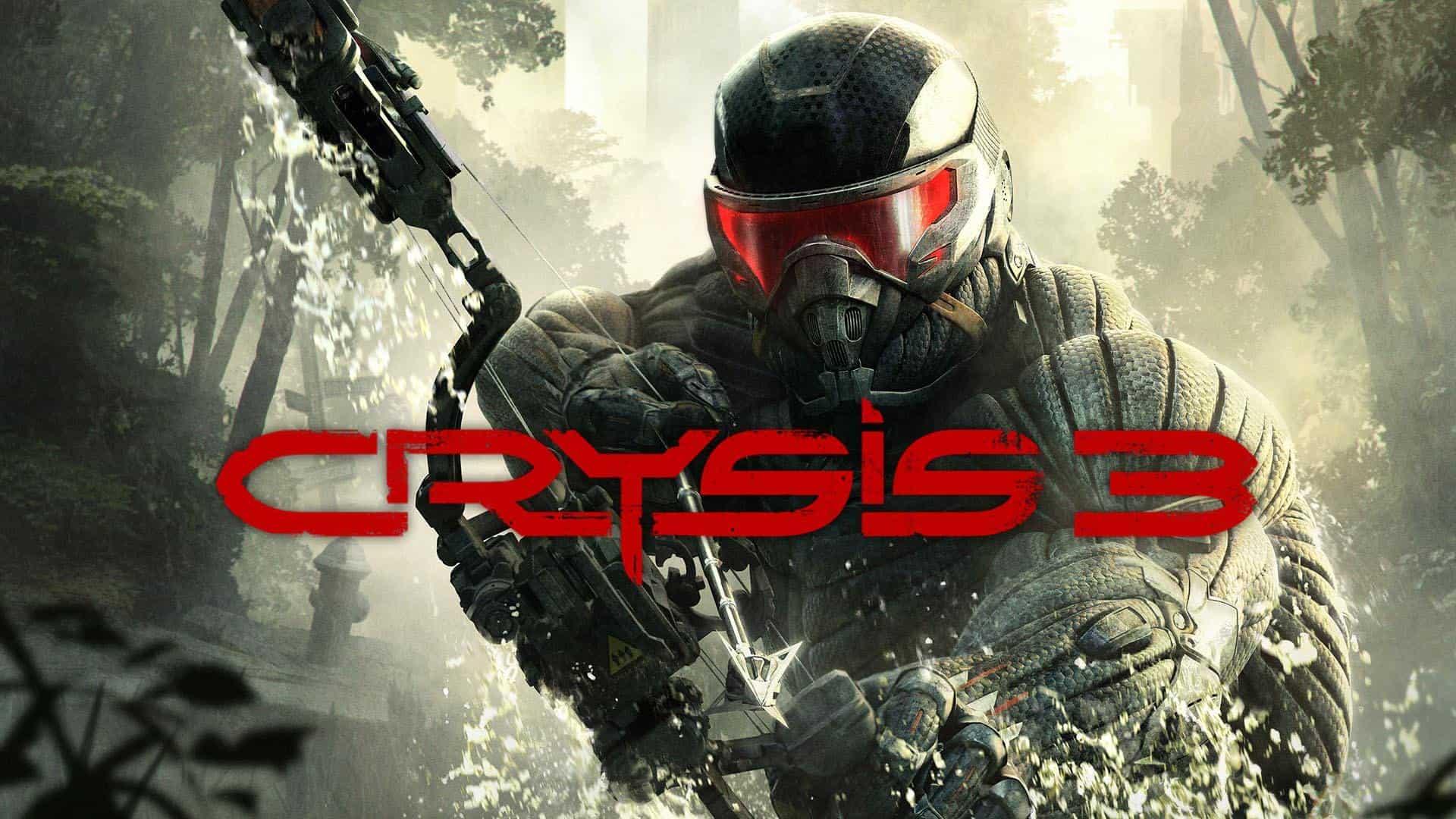 Crysis 3 spiele herunterladen frei PC