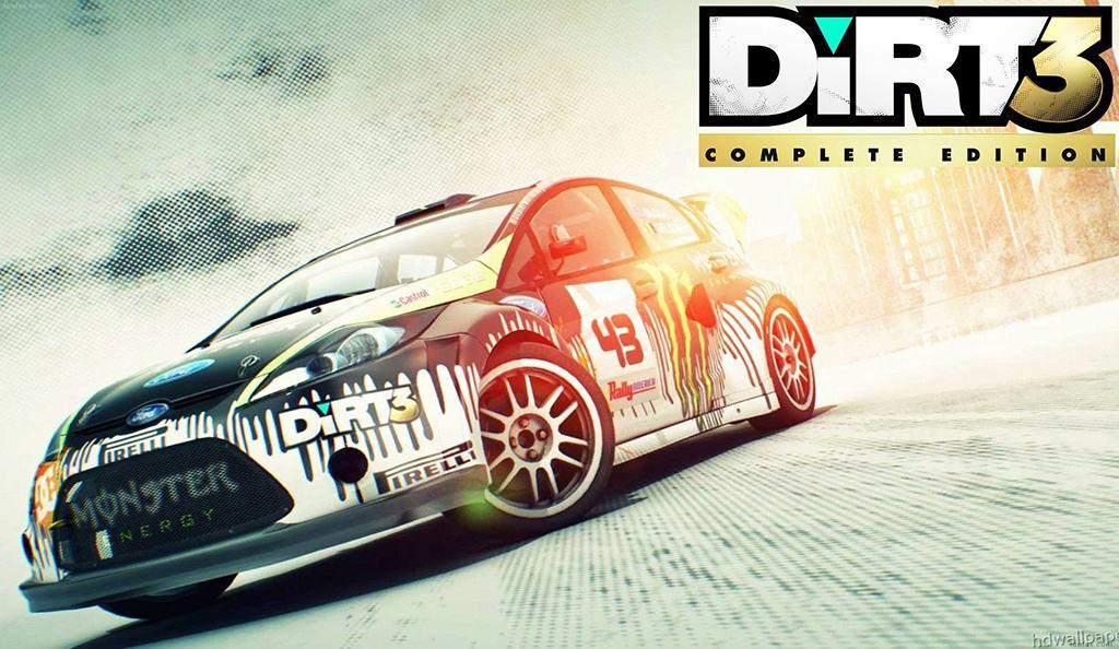 DiRT 3 Complete Edition spiele herunterladen