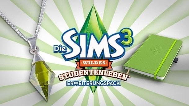 Die Sims 3 Universitäts leben Kostenlos und Herunterladen