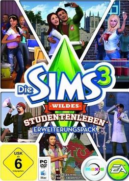 Die Sims 3 Universitäts leben
