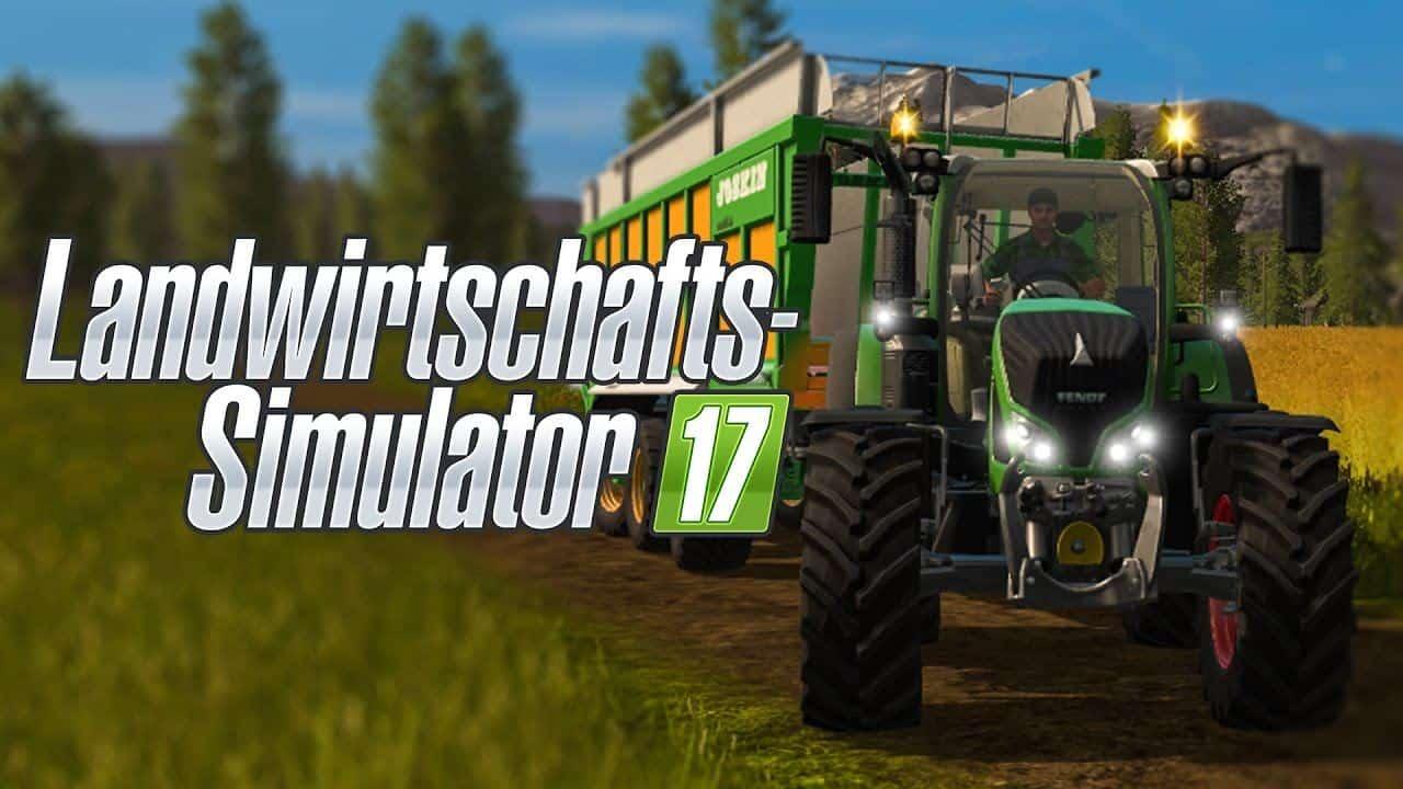 Landwirtschafts Simulator Spielen Kostenlos