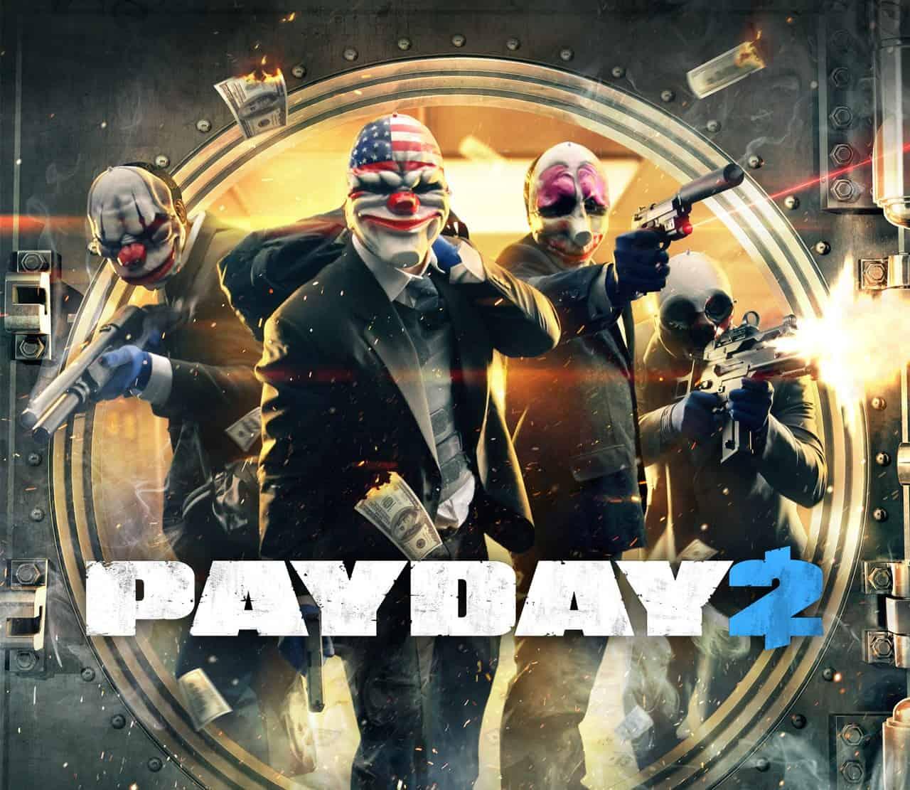 Payday 2 Frei PC Kostenlos Herunterladen