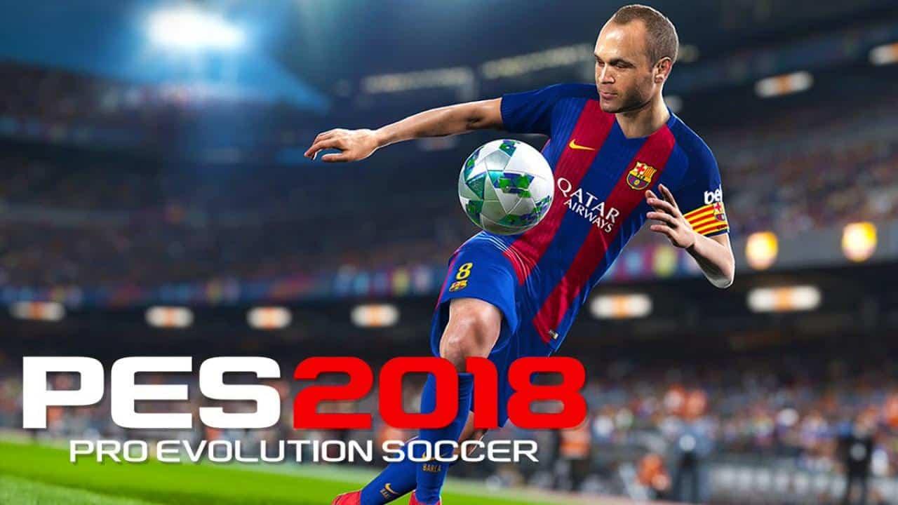 Pro Evolution Soccer 2018 spiele herunterladen frei PC