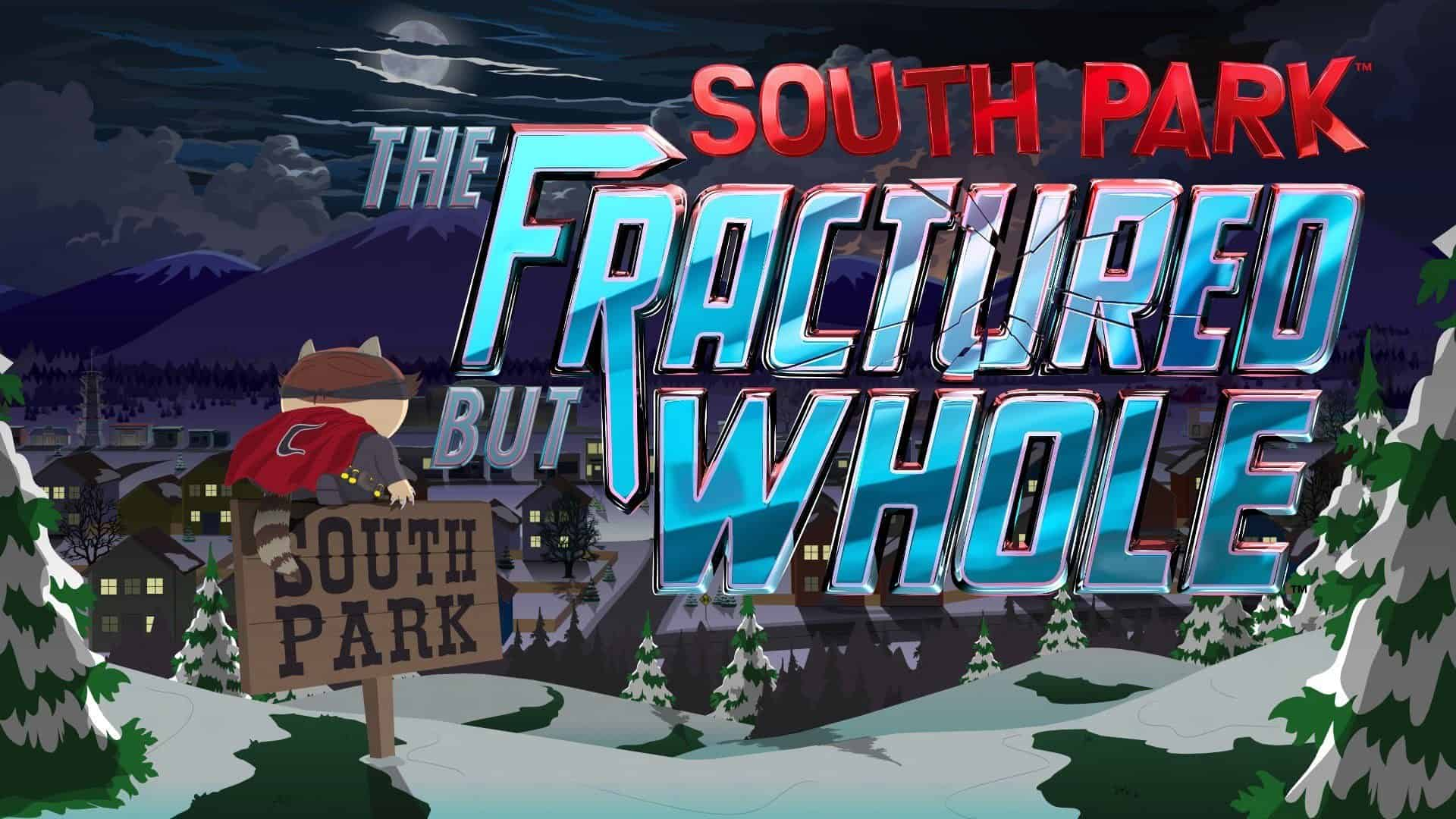 South Park The Fractured But Whole Frei PC Herunterladen