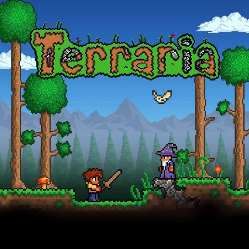 Terraria Kostenlos und Herunterladen frei PC
