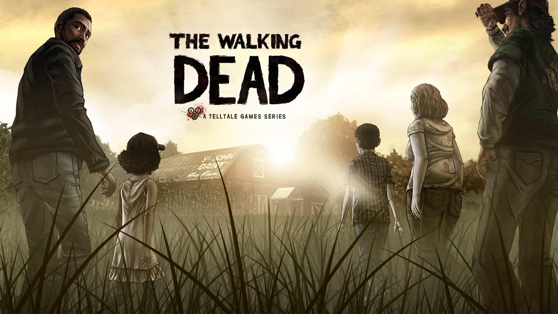 The Walking Dead herunterladen und kostenlos