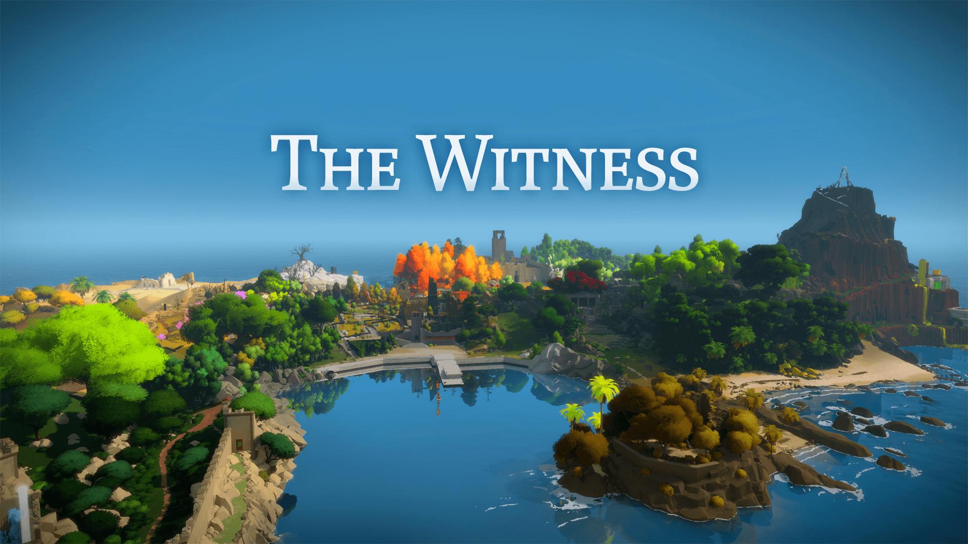The Witness Kostenlos und Herunterladen frei PC