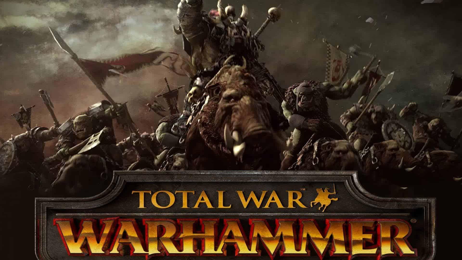 Total War Warhammer PC Kostenlos Herunterladen