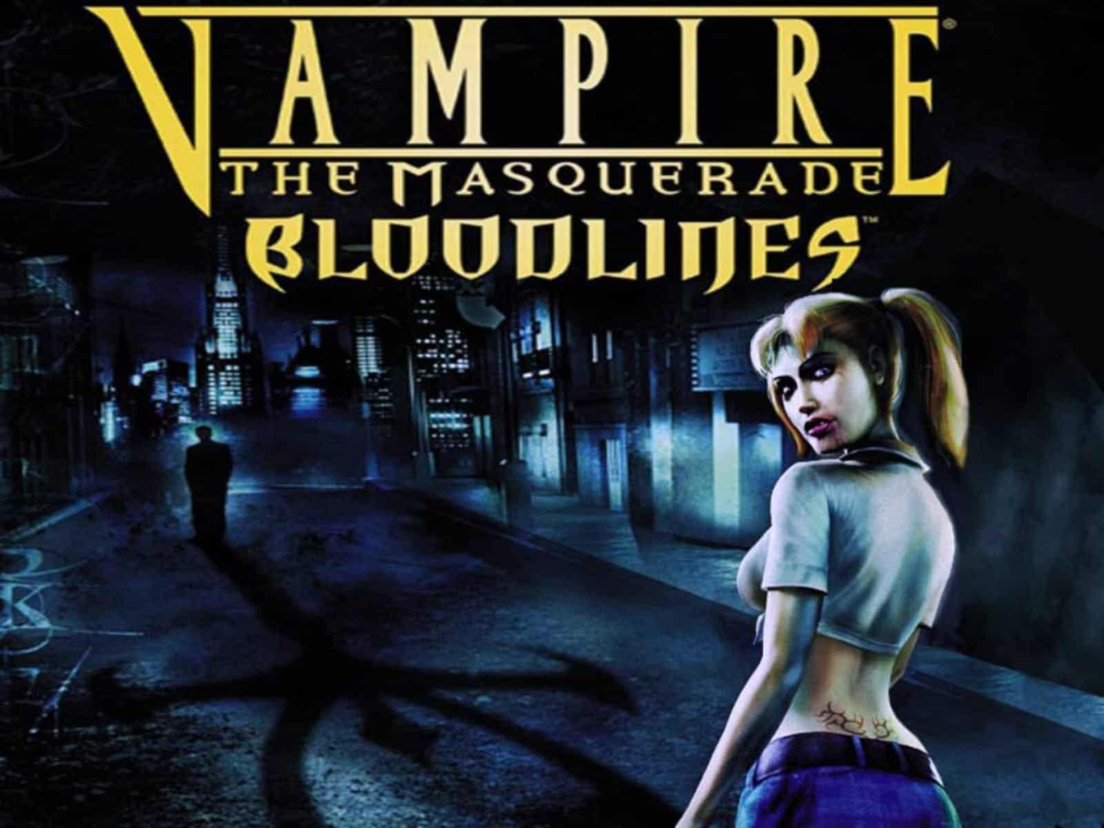 Vampire The Masquerade Bloodlines PC Kostenlos Herunterladen