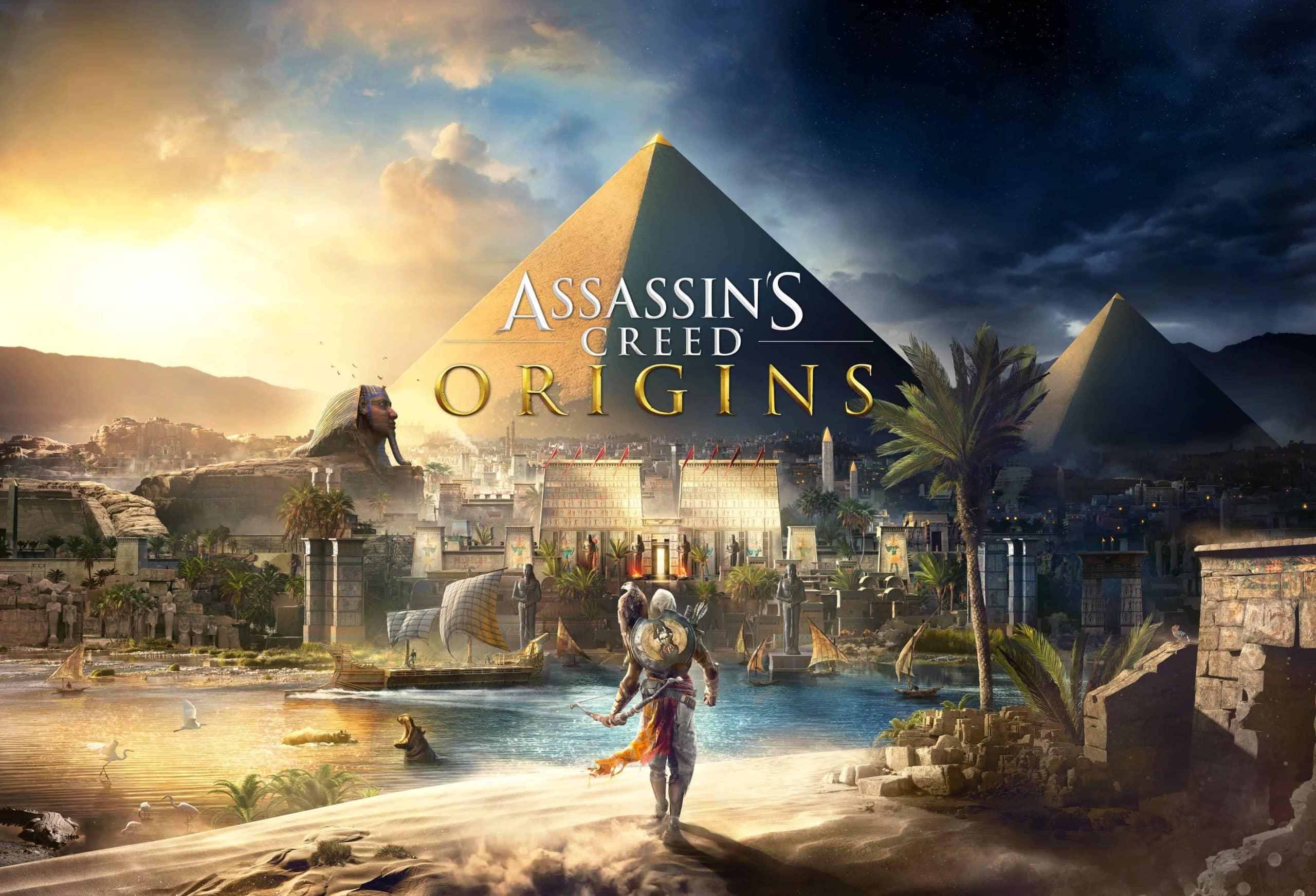 Assassin's Creed Origins herunterladen PC