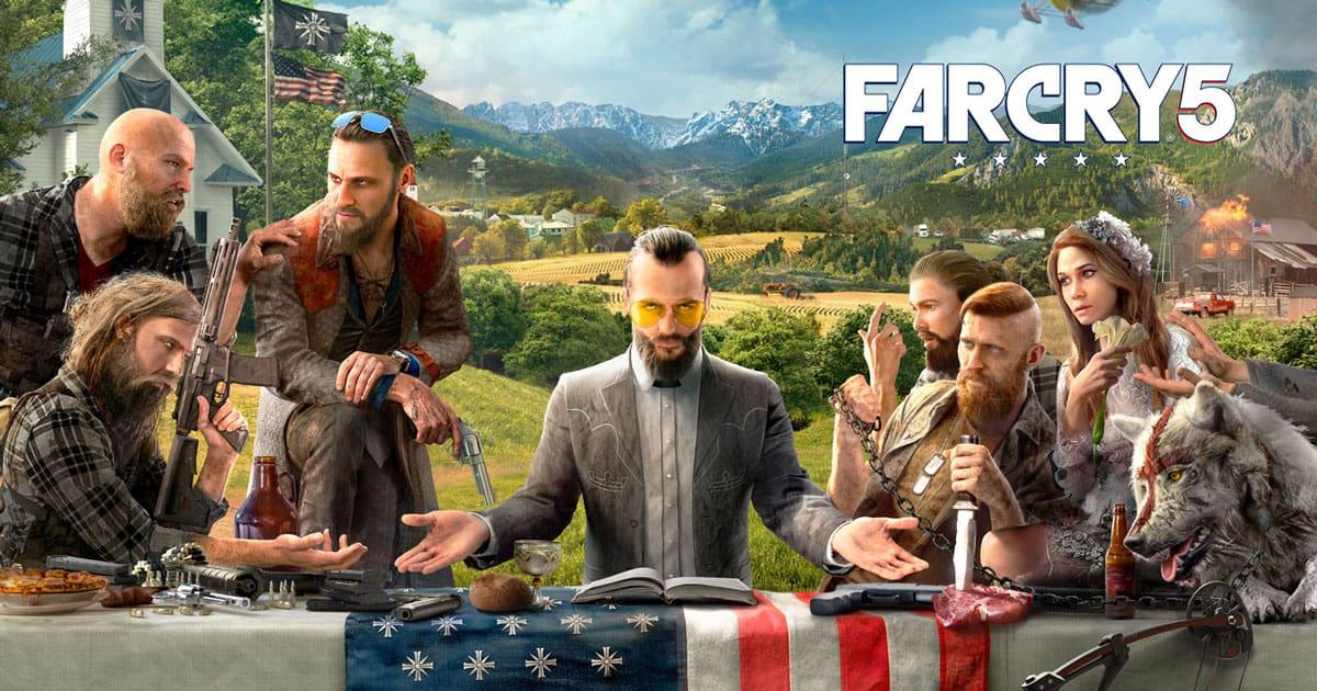 Far Cry 5 spiele herunterladen frei PC