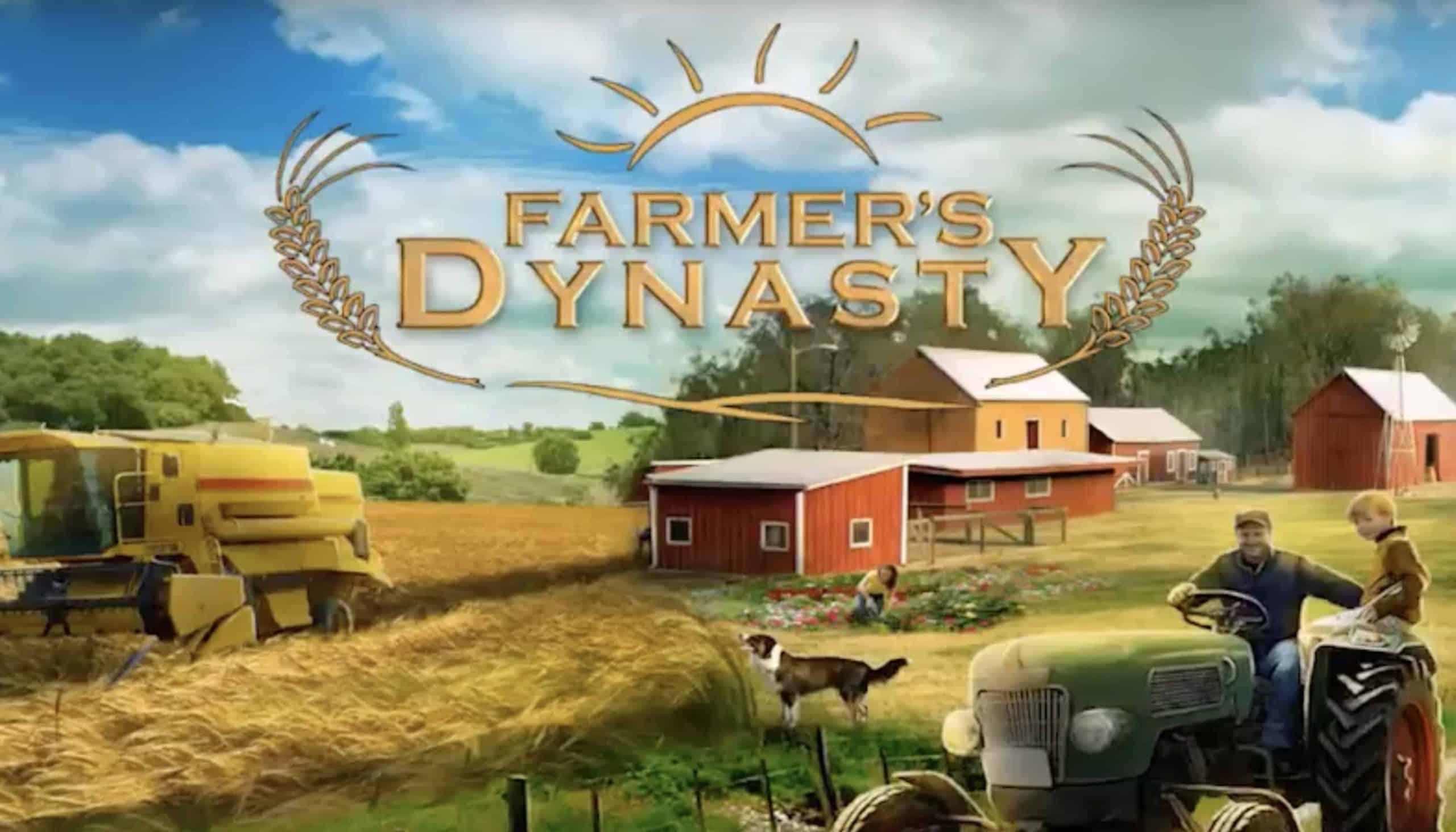 Farmers Dynasty Kostenlos herunterladen PC