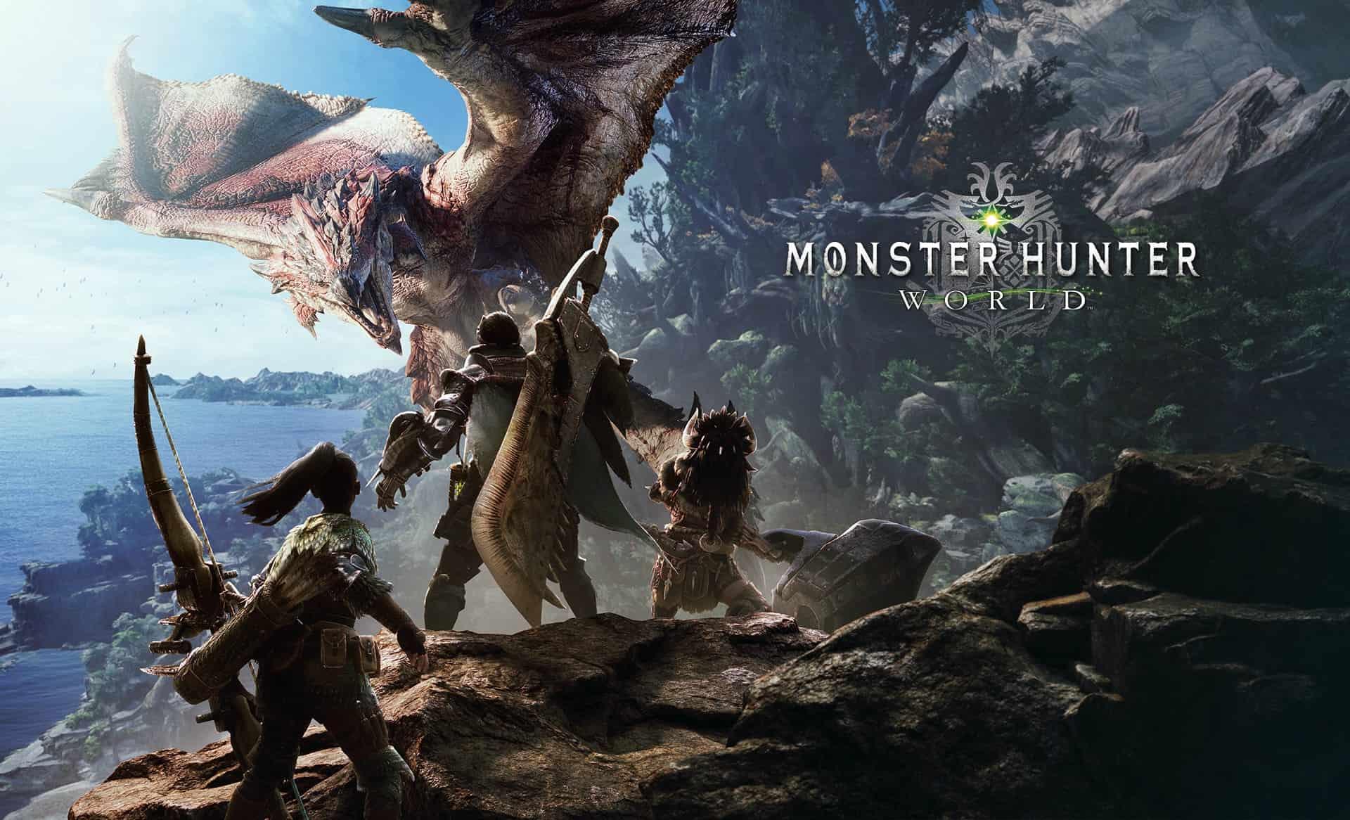 Monster Hunter World Herunterladen und frei PC