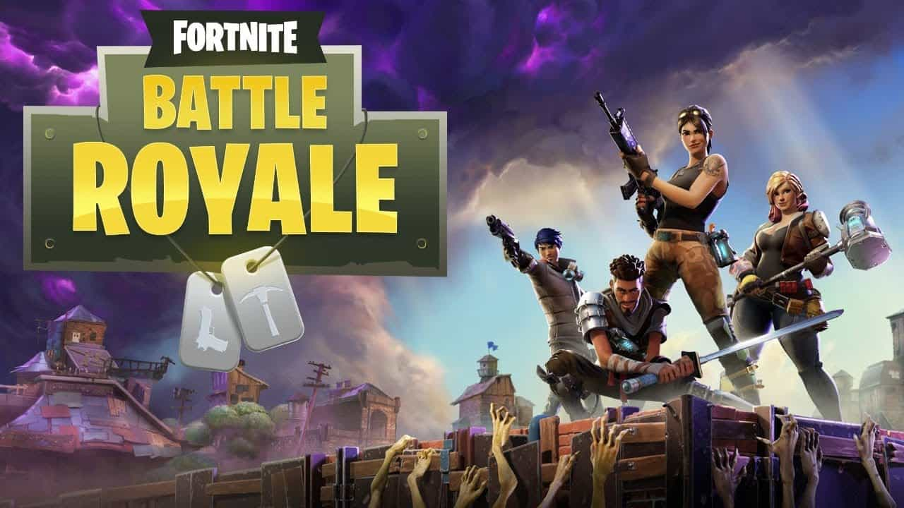 Fortnite Battle Royale herunterladen frei PC