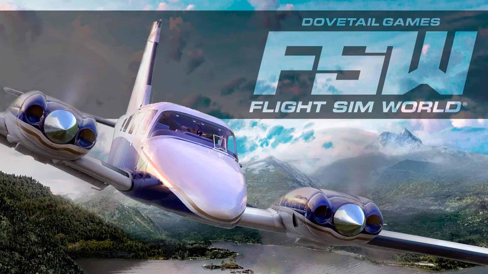 Flight Sim World herunterladen PC