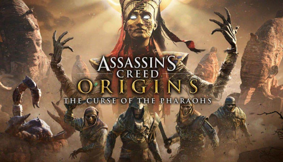Assassin's Creed Origins The Curse Of The Pharaohs PC