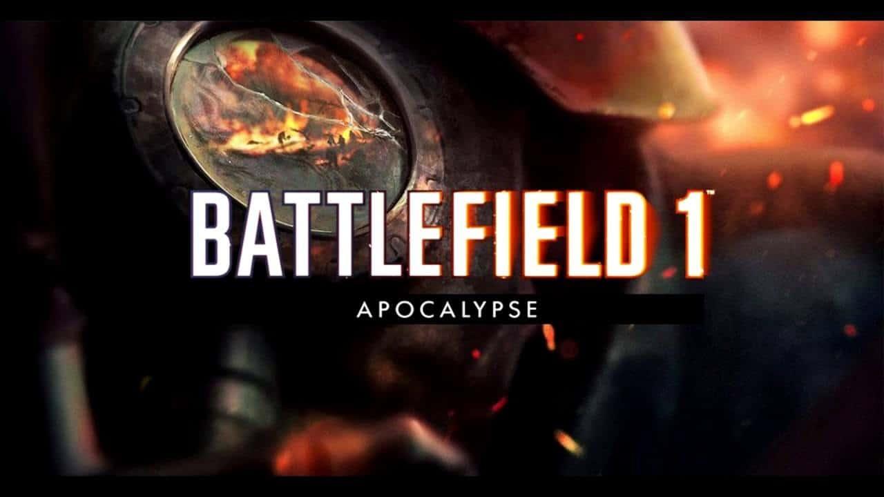 Battlefield 1 Apocalypse herunterladen frei PC