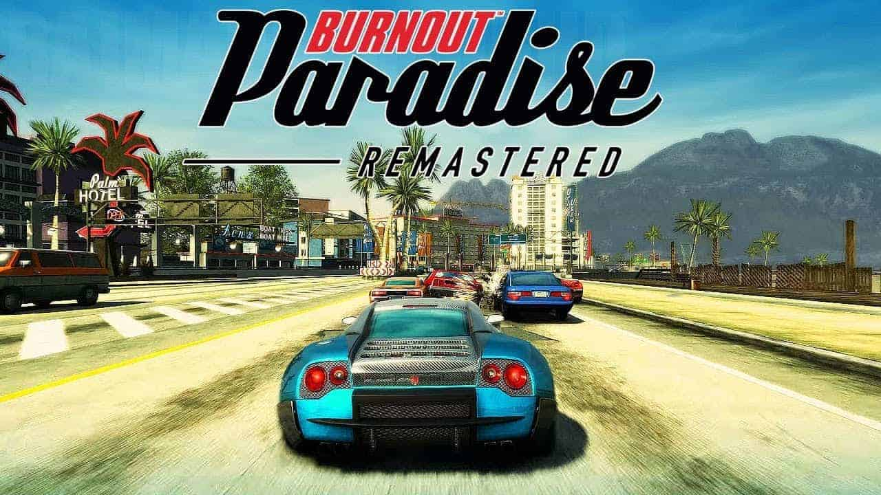 Burnout Paradise Remastered herunterladen pc