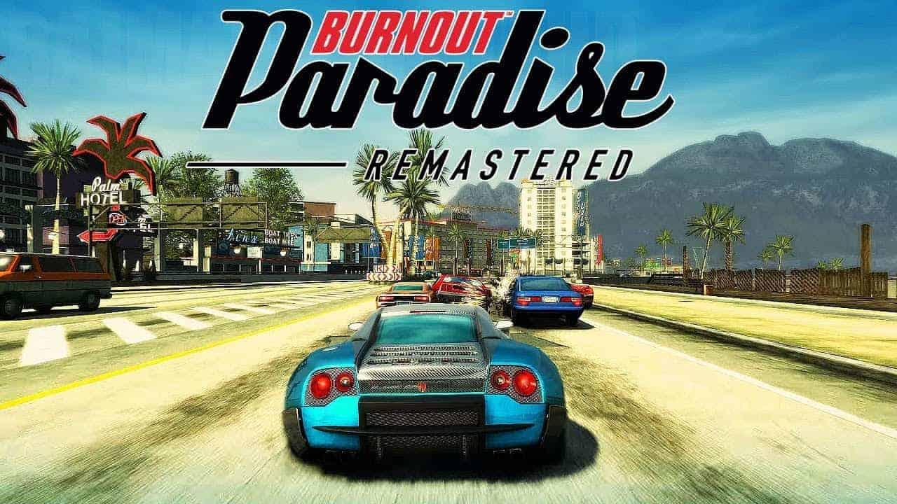 Burnout Paradise Remastered herunterladen pc