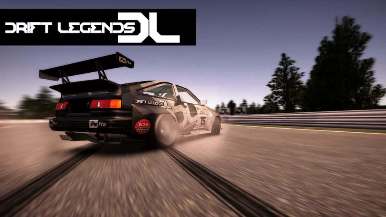 Drift Legends PC Kostenlos Herunterladen