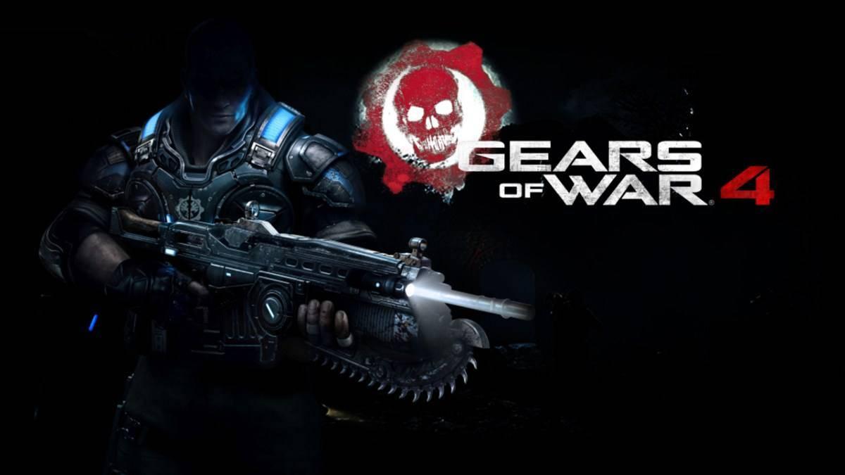 Gears of War 4 PC Kostenlos Herunterladen