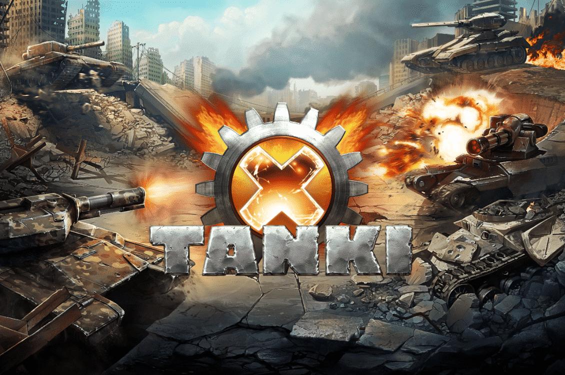 Tanki X spiele herunterladen frei PC
