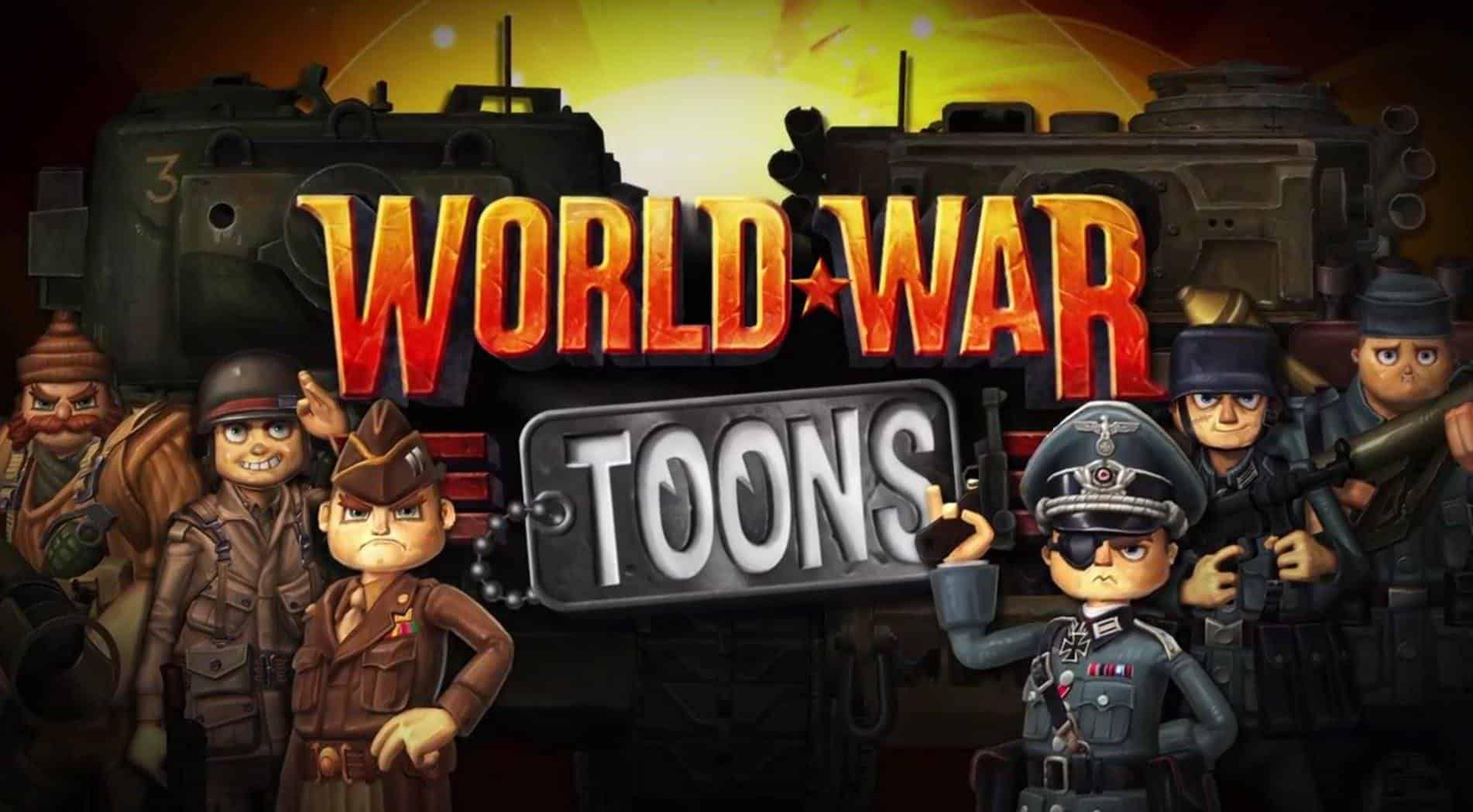 World War Toons Kostenlos Herunterladen