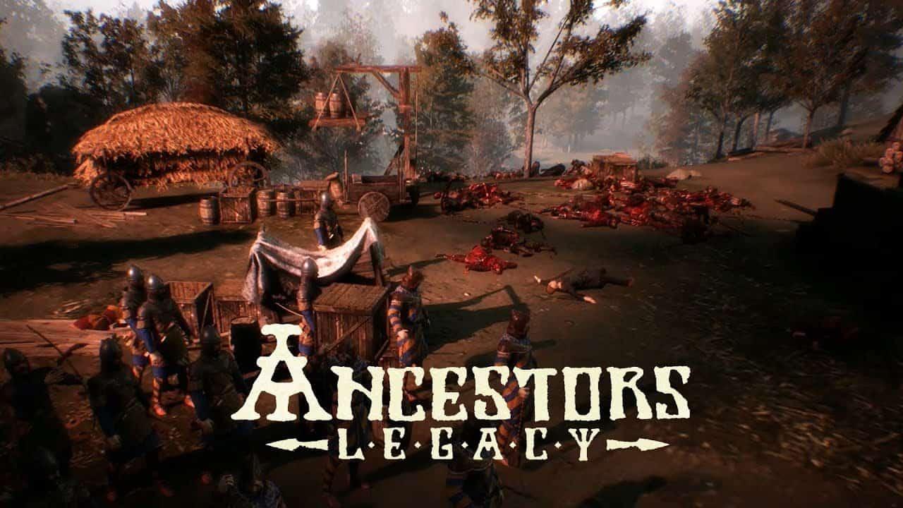 Ancestors Legacy herunterladen frei pc