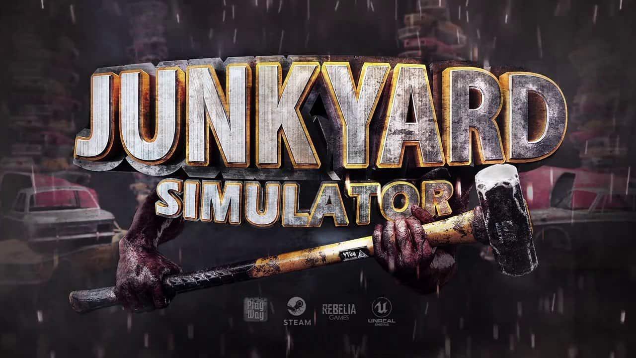 Junkyard Simulator frei pc herunterladen