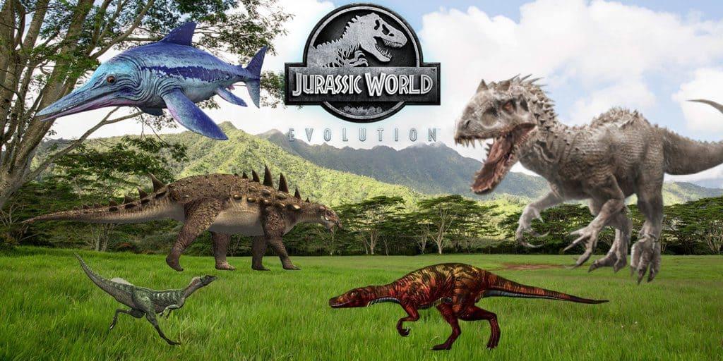 Jurassic World Evolution herunterladen PC