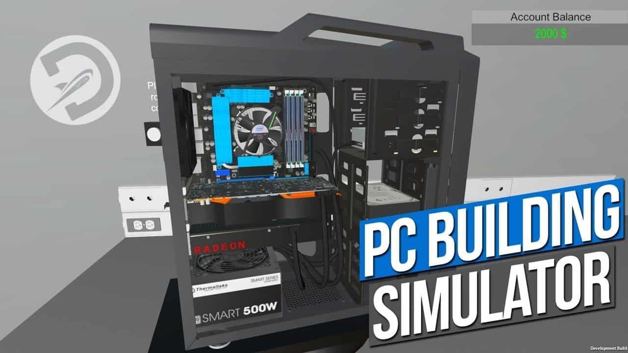 PC Building Simulator spiele herunterladen frei PC