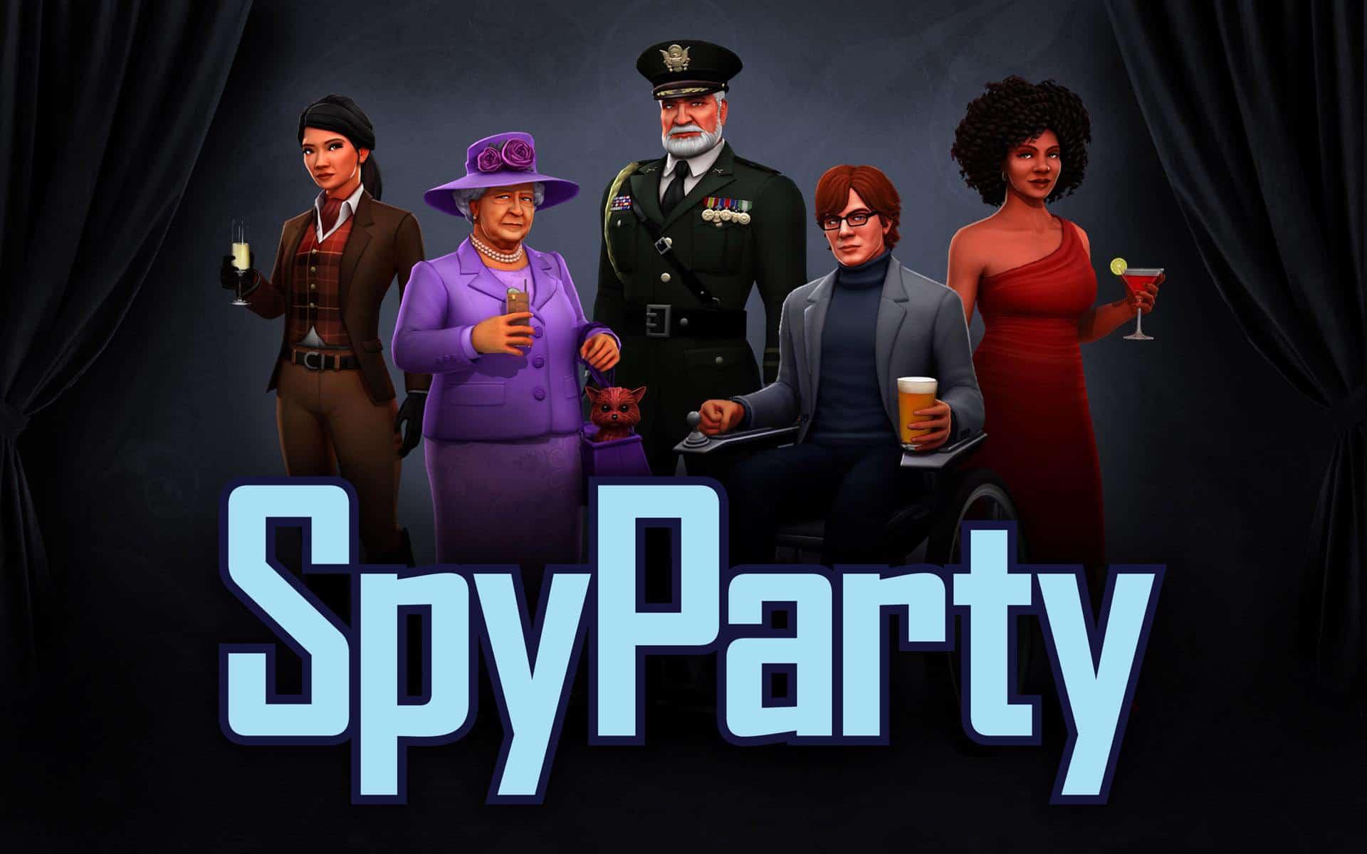 SpyParty herunterladen frei pc