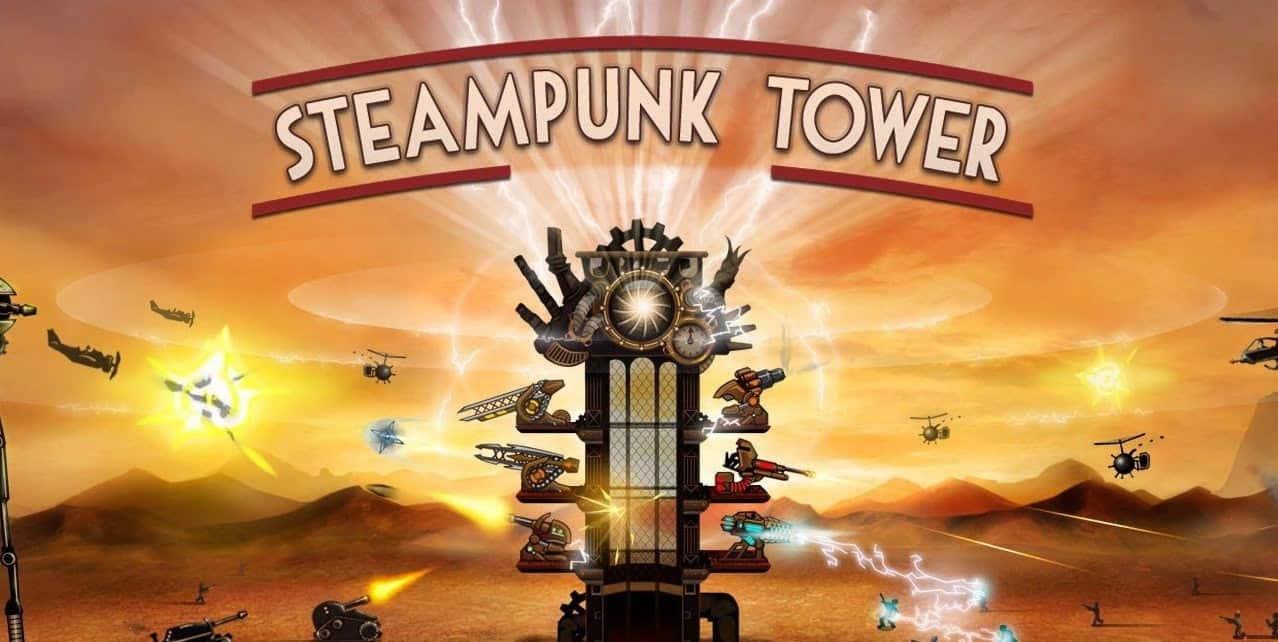 Steampunk Tower 2 kostenlos pc herunterladen