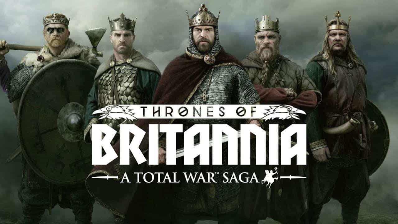 Total War Saga Thrones of Britannia frei pc