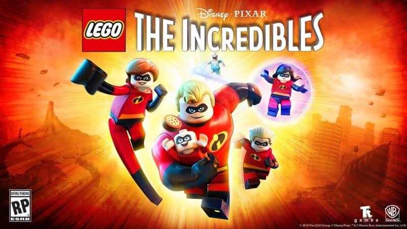 LEGO The Incredibles herunterladen frei pc