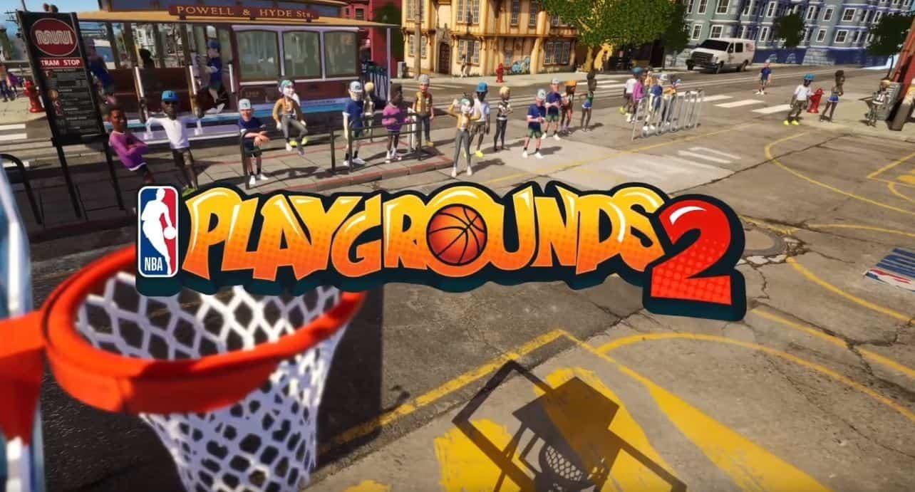 NBA Playgrounds 2 herunterladen frei PC