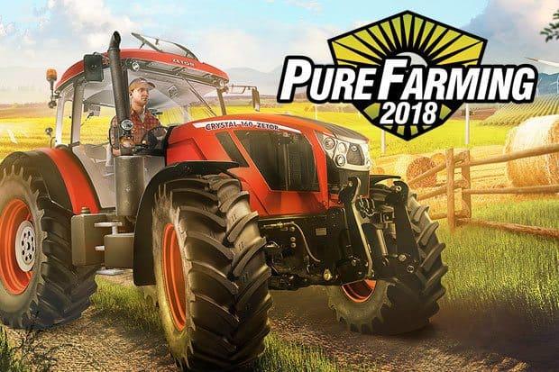Pure Farming 2018 PC herunterladen
