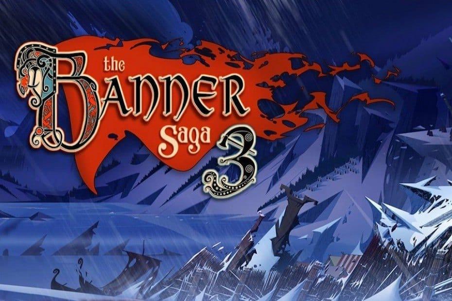 The Banner Saga 3 frei PC