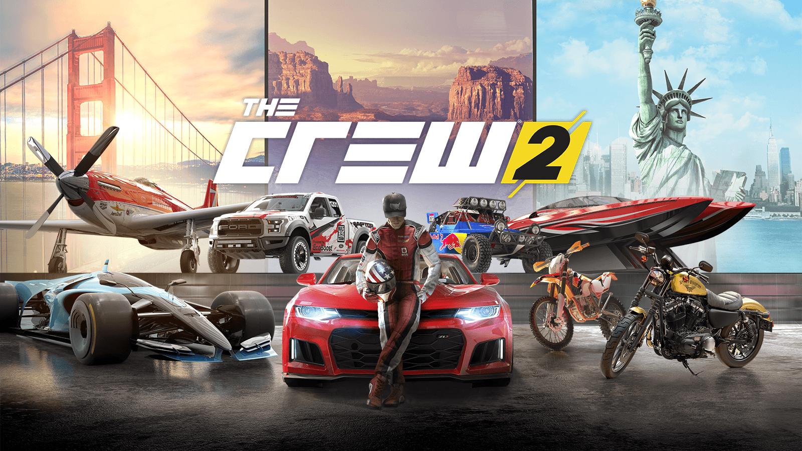 The Crew 2 Herunterladen und frei PC