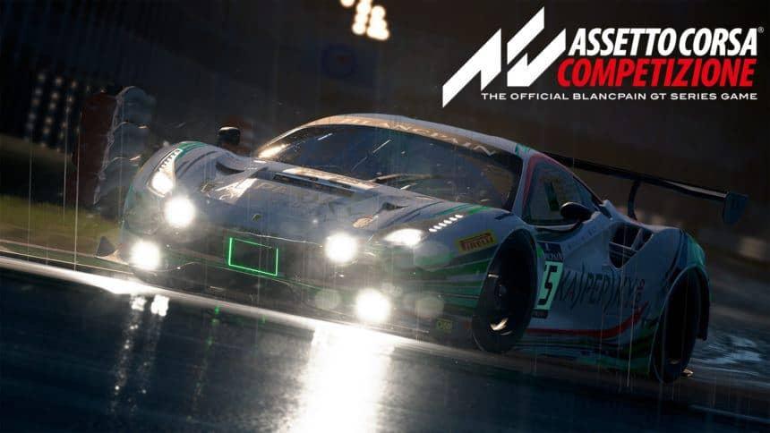 Assetto Corsa Competizione herunterladen