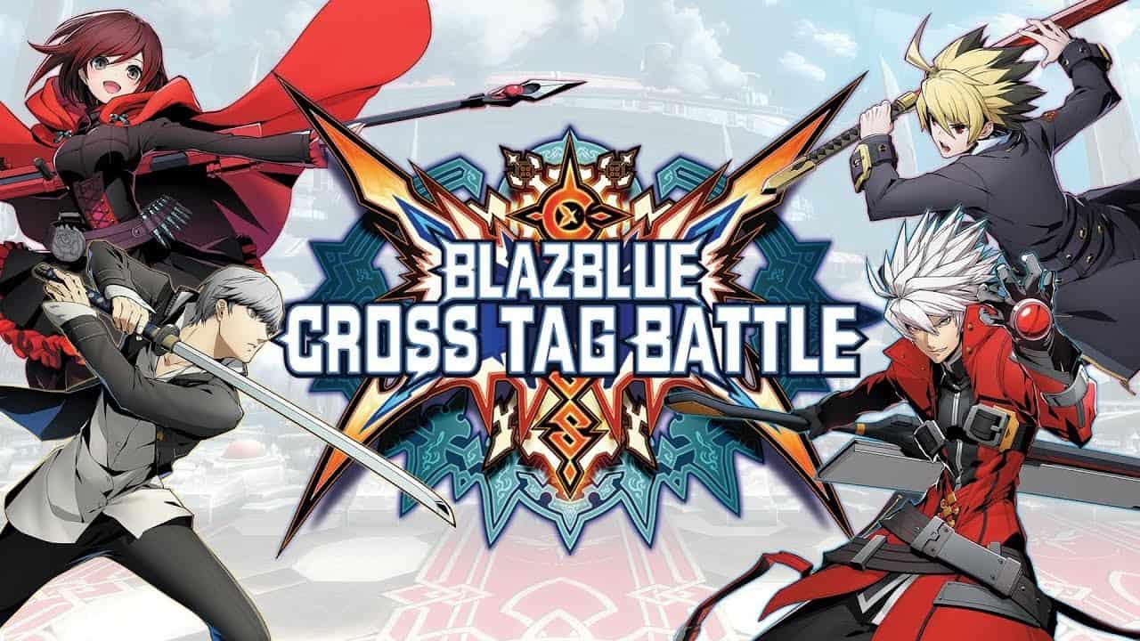BlazBlue Cross Tag Battle herunterladen pc