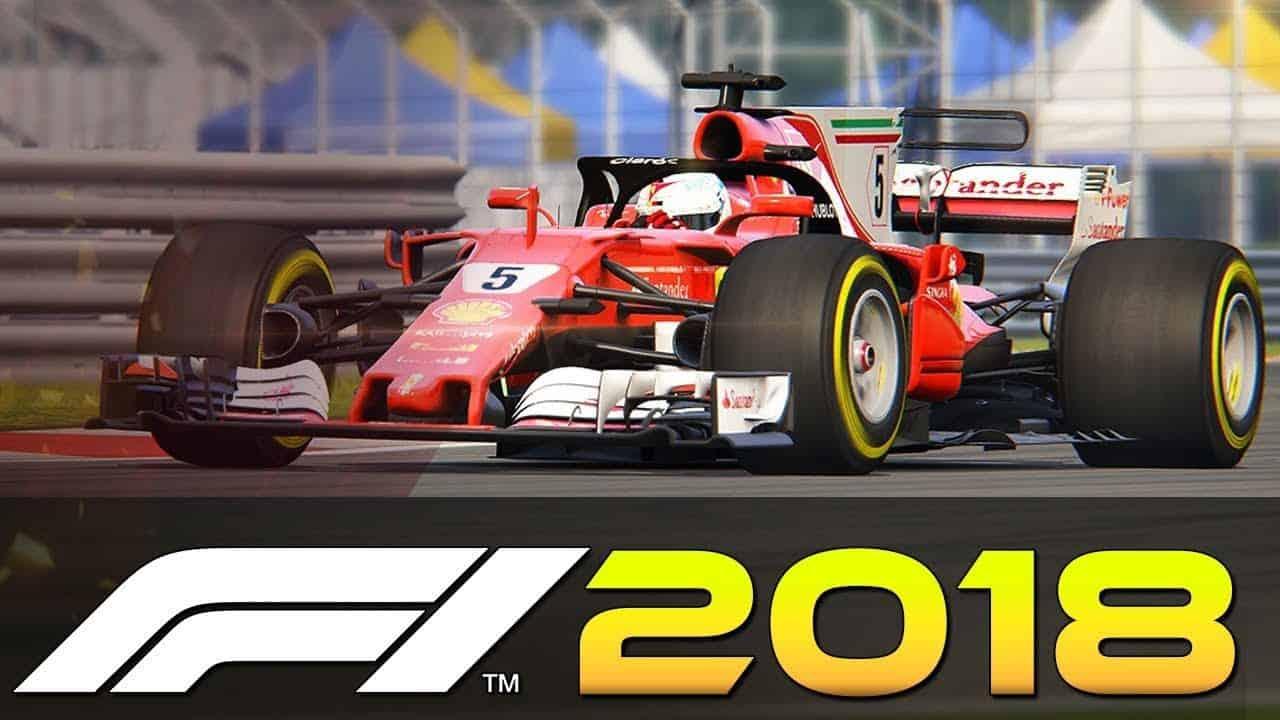 F1 2018 herunterladen frei pc