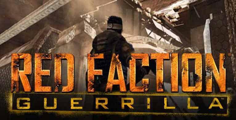 Red Faction Guerrilla spiele herunterladen